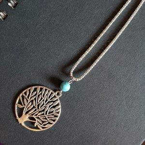 Tree of Life Necklace NWOT